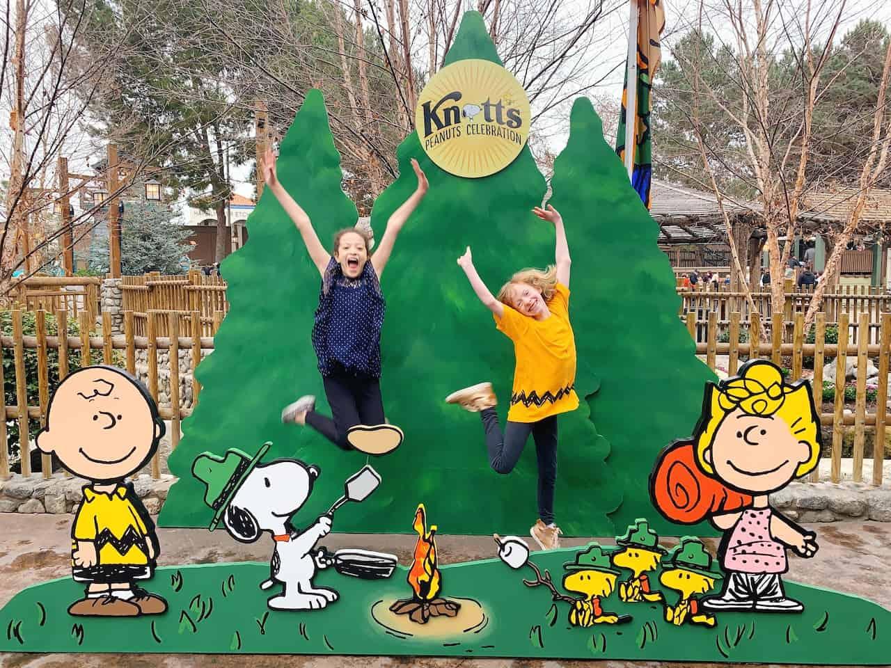 2020 Knotts Peanuts Celebration