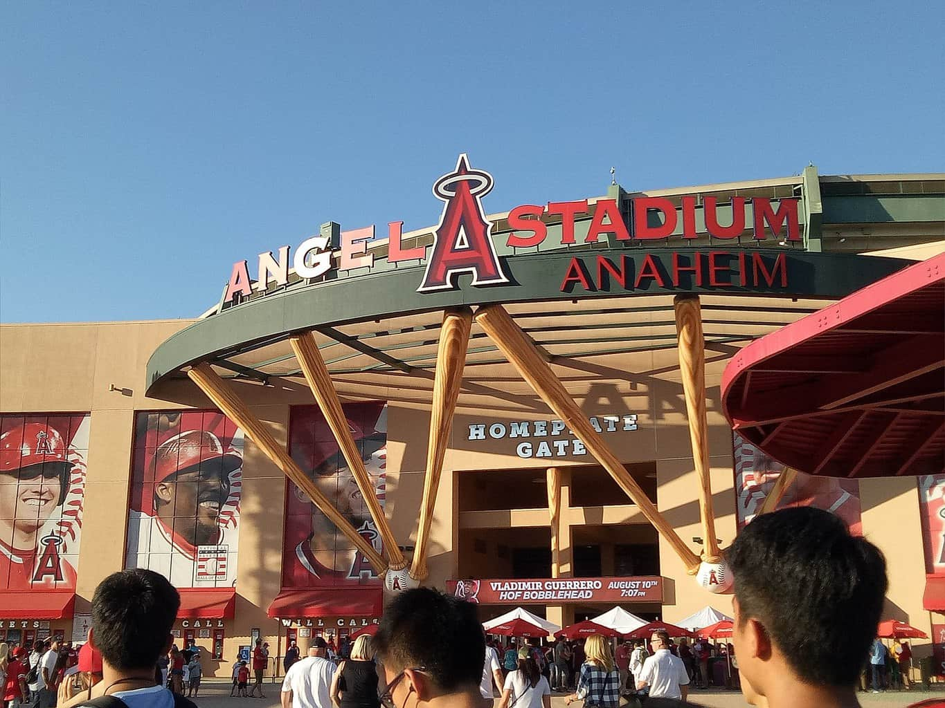 Angel Stadium Public Tour Information