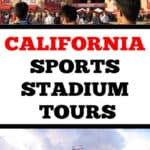 Are you a sports fan? Then check out these 4 Sports Stadium Tours in Southern California including the Angels Stadium, The LA Galaxy and Dodgers Stadium. #sports #baseball #football #hockey #basketball #mlb #travel #sportstravel #springtraining