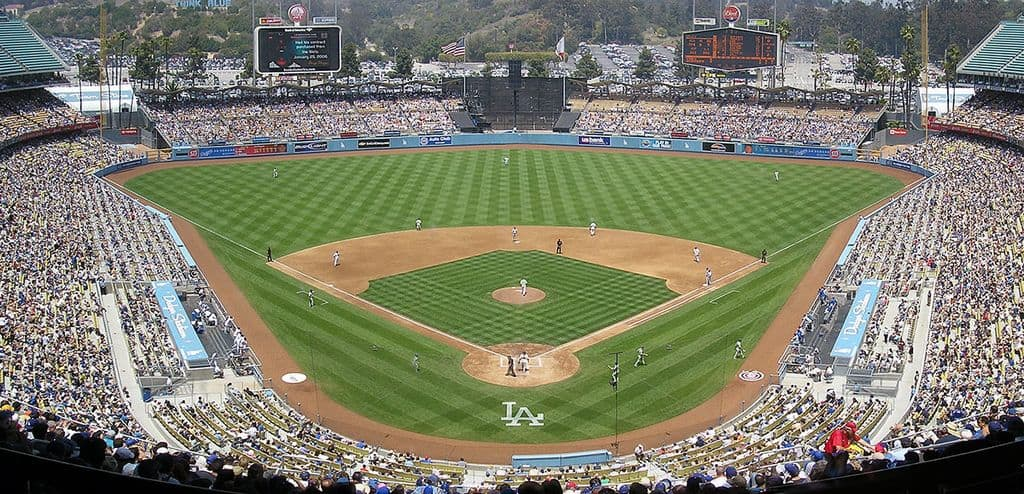 LA Dodgers Tour Information