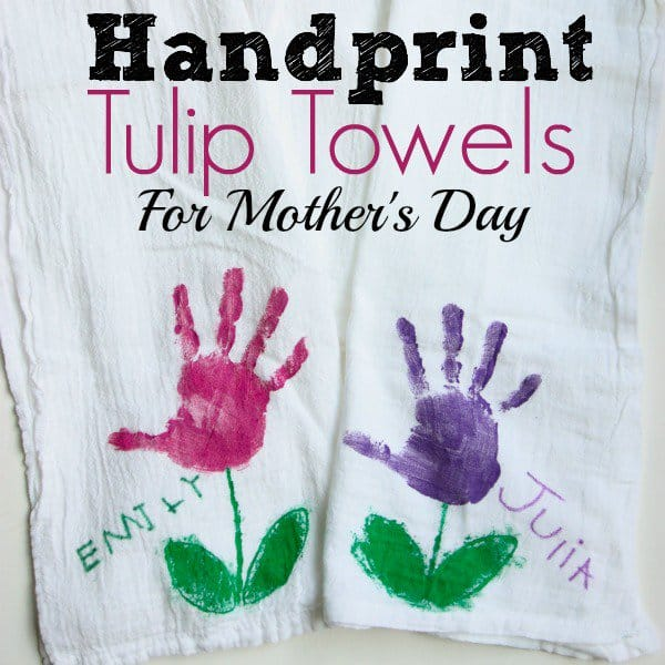 Check out this list of 10 Beautiful Mother's Day Handprint Crafts that children of all ages can make and create for the important mom figures in their lives.