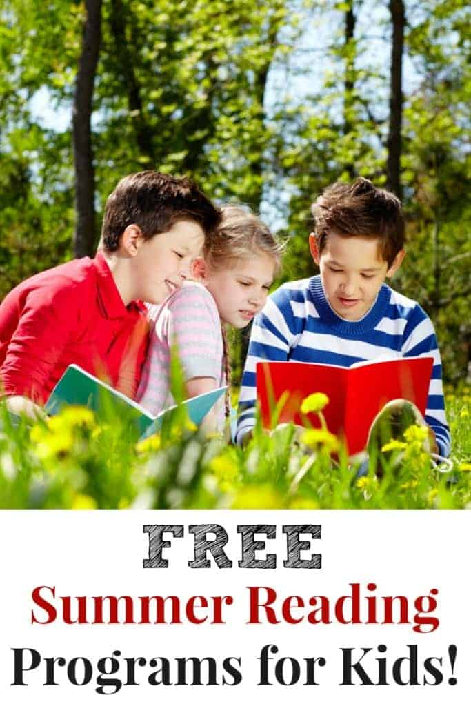 15 Free Summer Reading Programs For Kids Socal Field Trips