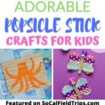 How to make an easy popsicle craft for kids
