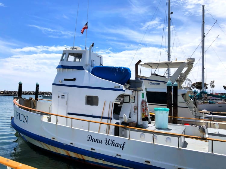 Dana Wharf Deep Sea Fishing Trips