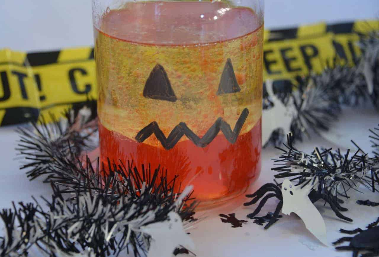 easy halloween stem project for kids