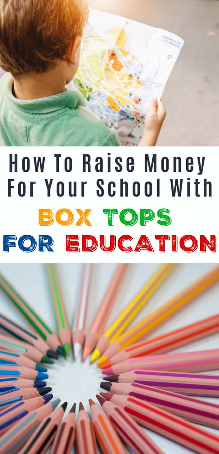 Are you looking for new a and creative ways to raise money for your school's PTA? Check out the new Box Tops For Education App available for iPhone and Android! It's now easier then ever to clip and snip Box Tops for your school and encourage families to participate..