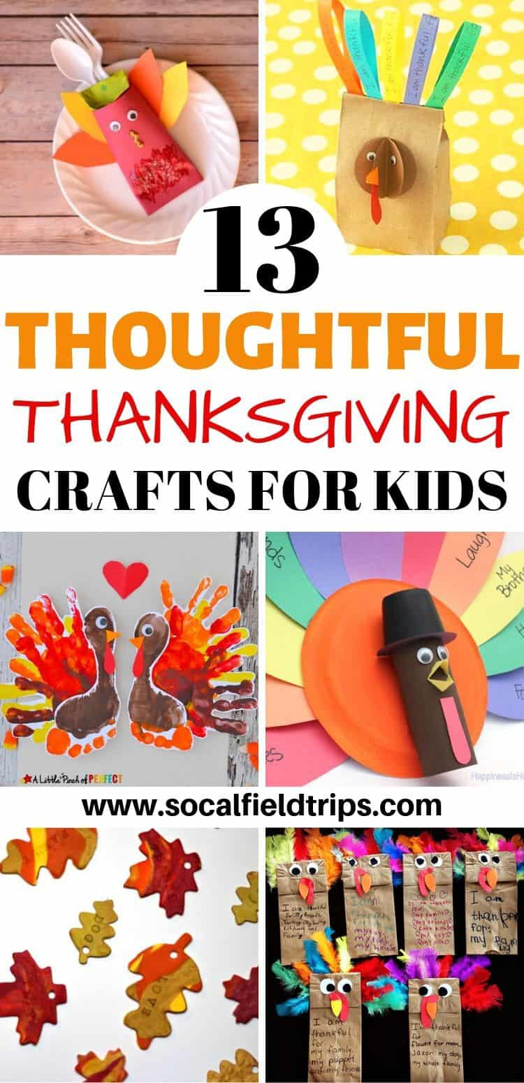 You're going to have a fantastic time making all of these fun and festive Thanksgiving crafts for kids!  Each craft is specifically designed for little hands and is a great conversation starter to learn about the story of Thanksgiving.  So, while your kids are crafting, they will also be learning about colonial times, Native Americans, and the first Thanksgiving!