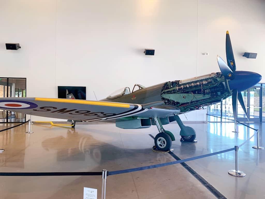 The Hangar in Bentonville, Arkansas