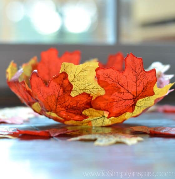 Kids Craft Idea For Fall
