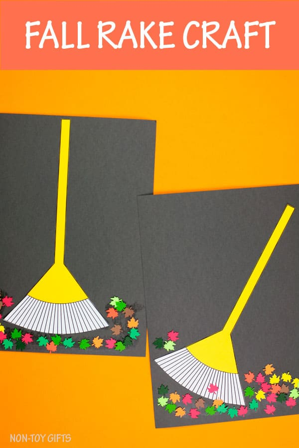 childrens fall craft