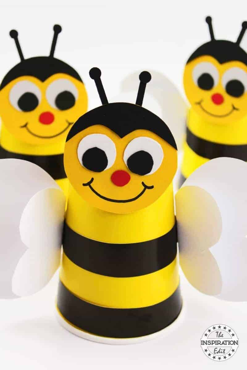 Preschool Bee Crafts