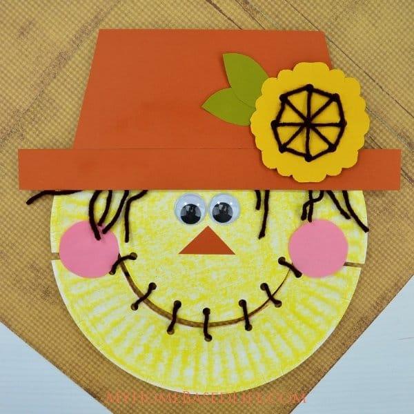 Fun kids craft for fall