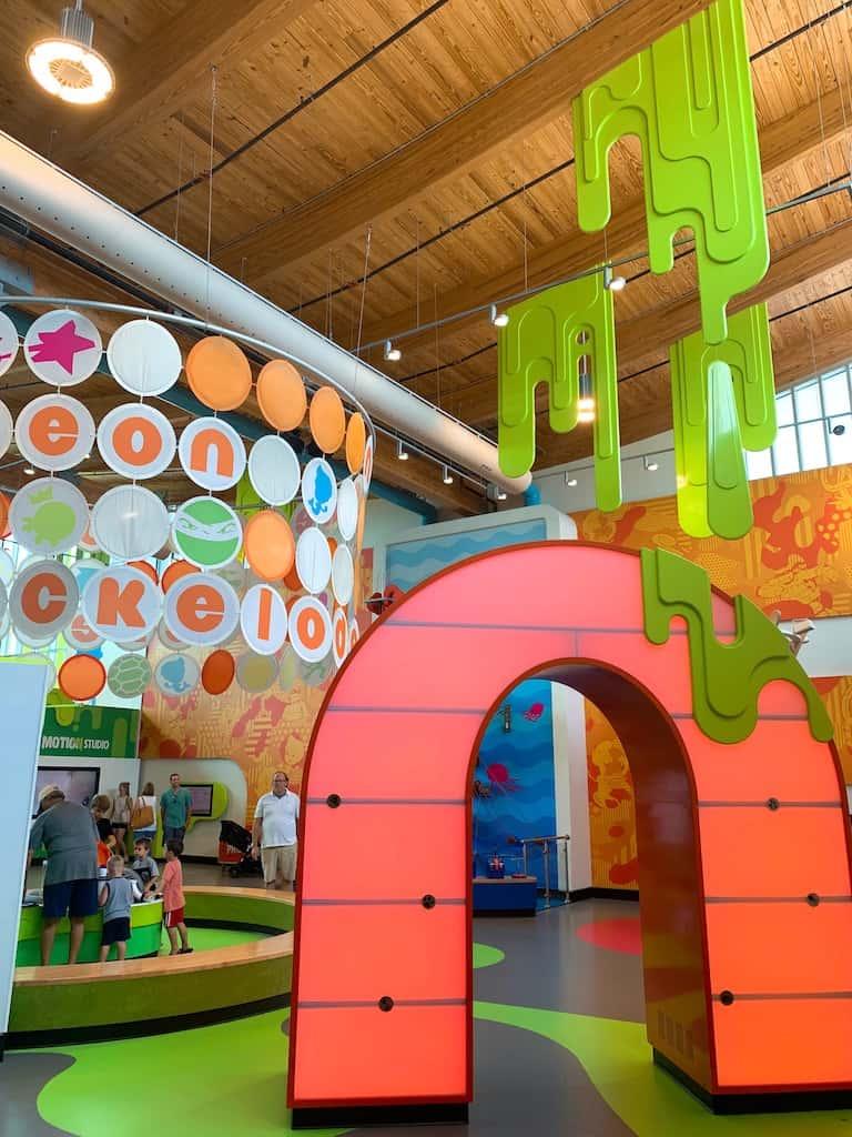 Amazeum Children's Museum in Bentonville