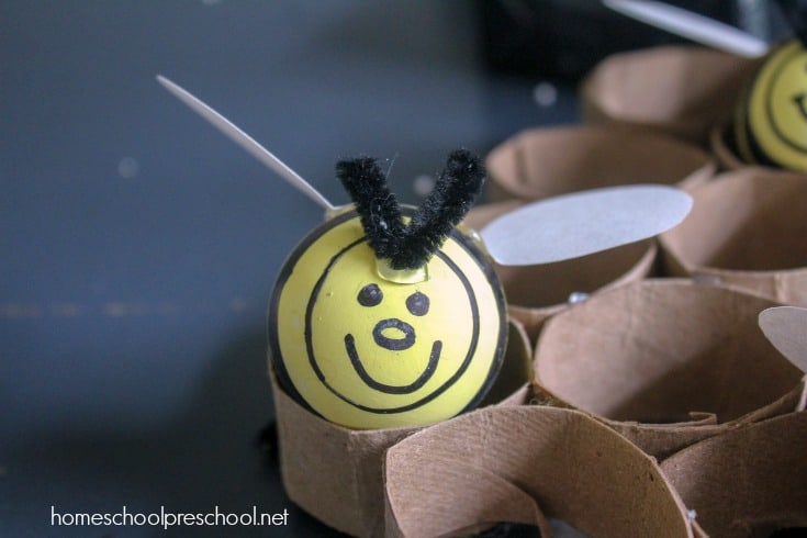 Toddler Bee Project Idea