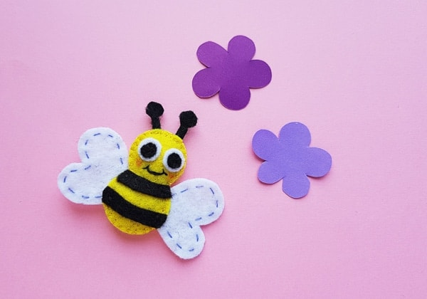 Toddler Bee Crafts