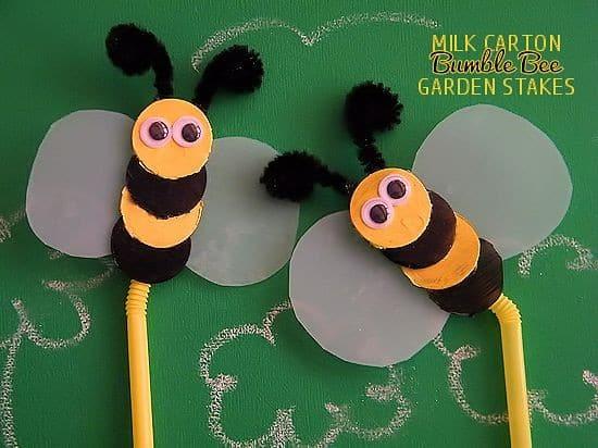 Preschooler Bee Project