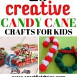 Candy canes not only taste great, but they also make for fun crafts, and are an excellent excuse to get the kids together for some holiday cheer. Just wait until you see the looks on their faces when they make one of these 25 Creative Candy Crafts For Kids! It will melt your heart and give you the inspiration to keep on crafting! Click here to see the full list.