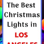 Check out this list of The Best Christmas Lights in Los Angeles! LA has plenty of community treasures hidden in plain view; from the return of Enchanted Forest of Lights at Descansco Gardens to Ziemkowski's Lights on Display, which easily rivals any professional light and music show you'll ever see. There are hundreds of holiday lights on display for all types of holiday fans to enjoy.