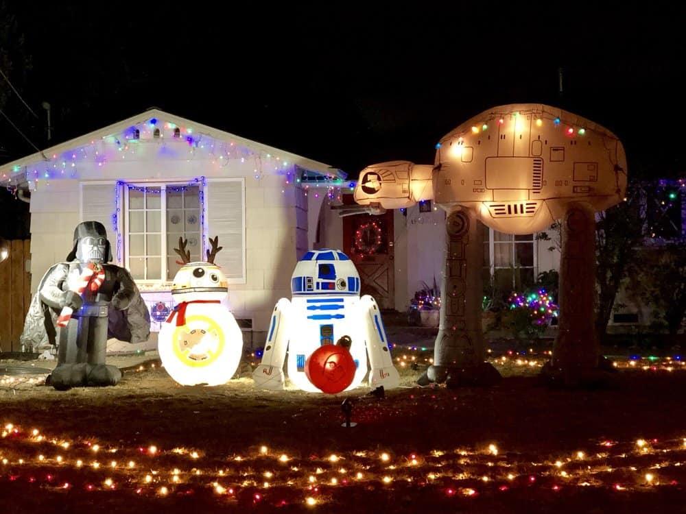 Best Christmas Lights San Fernando Valley