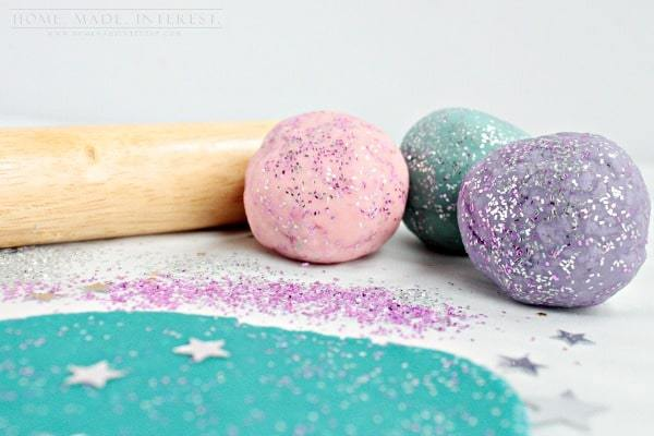 diy play dough for kids