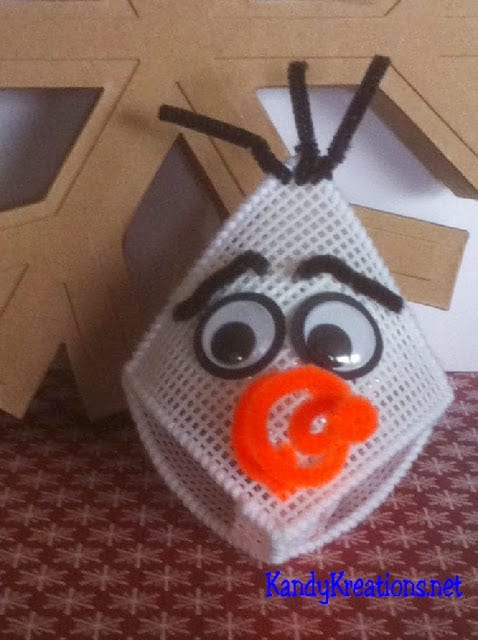 children's olaf craft
