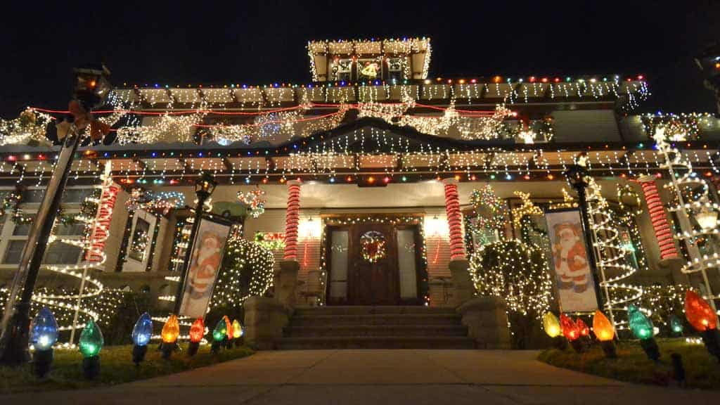 Best Christmas Lights San Diego