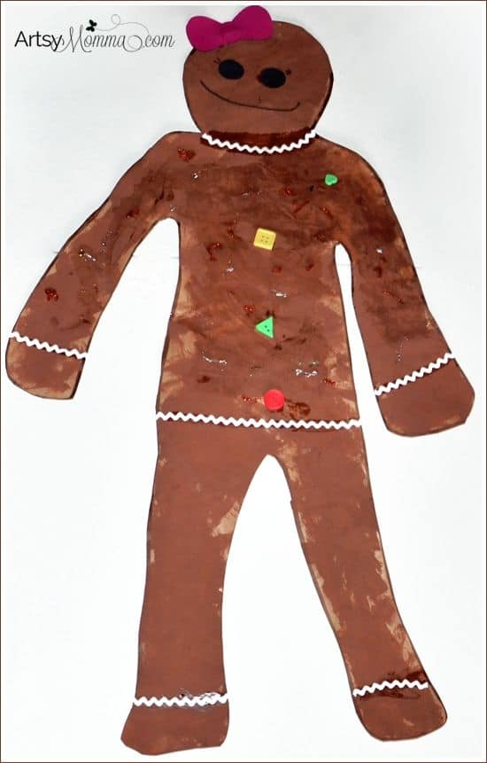 gingerbread steam project for kids