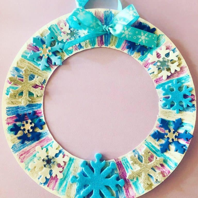 kids frozen craft