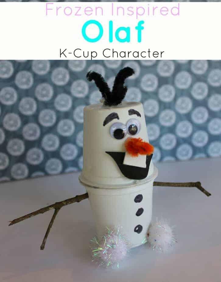winter craft idea for kids