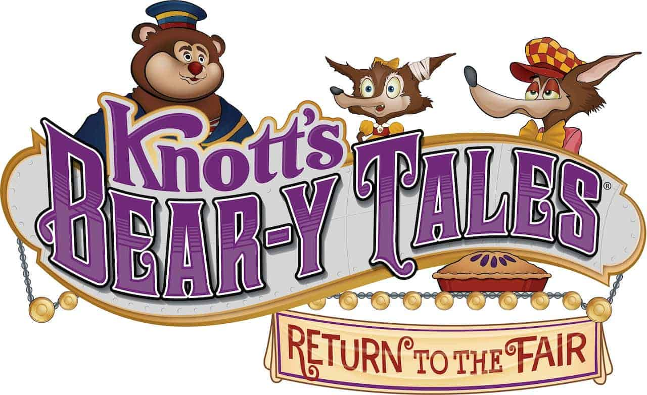 Do you love theme park rides? Check out the all new Knott's Bear-y Tales, an all-new 4-D interactive dark ride coming to Knott's Berry Farm in summer 2020.