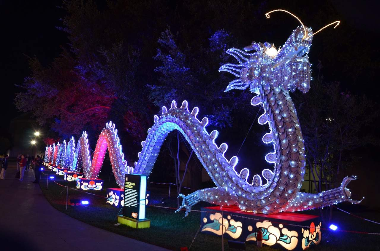 How to buy chinese lantern festival discount tickets