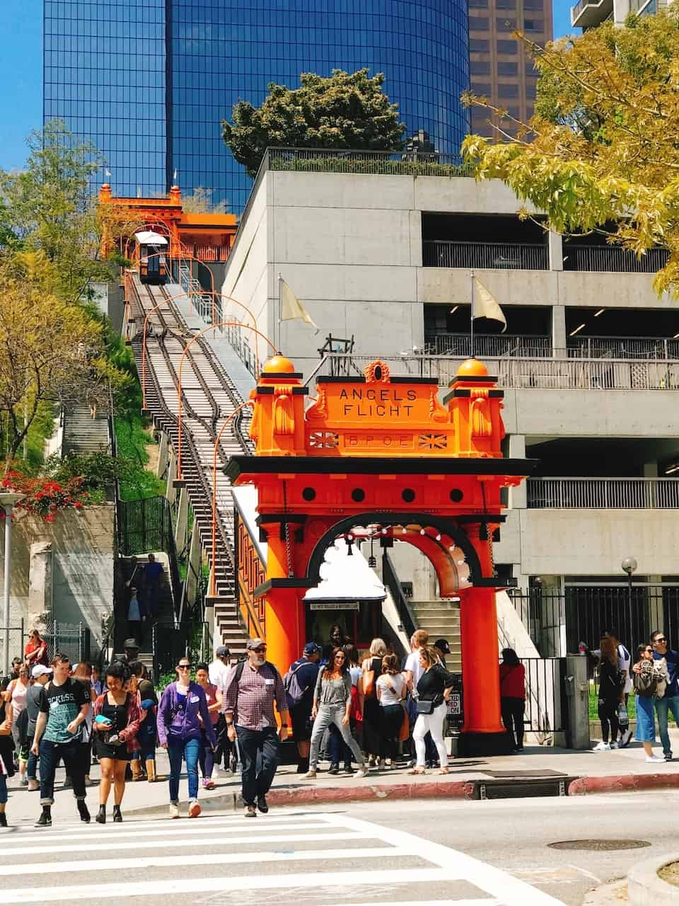 Things to do with kids in downtown LA