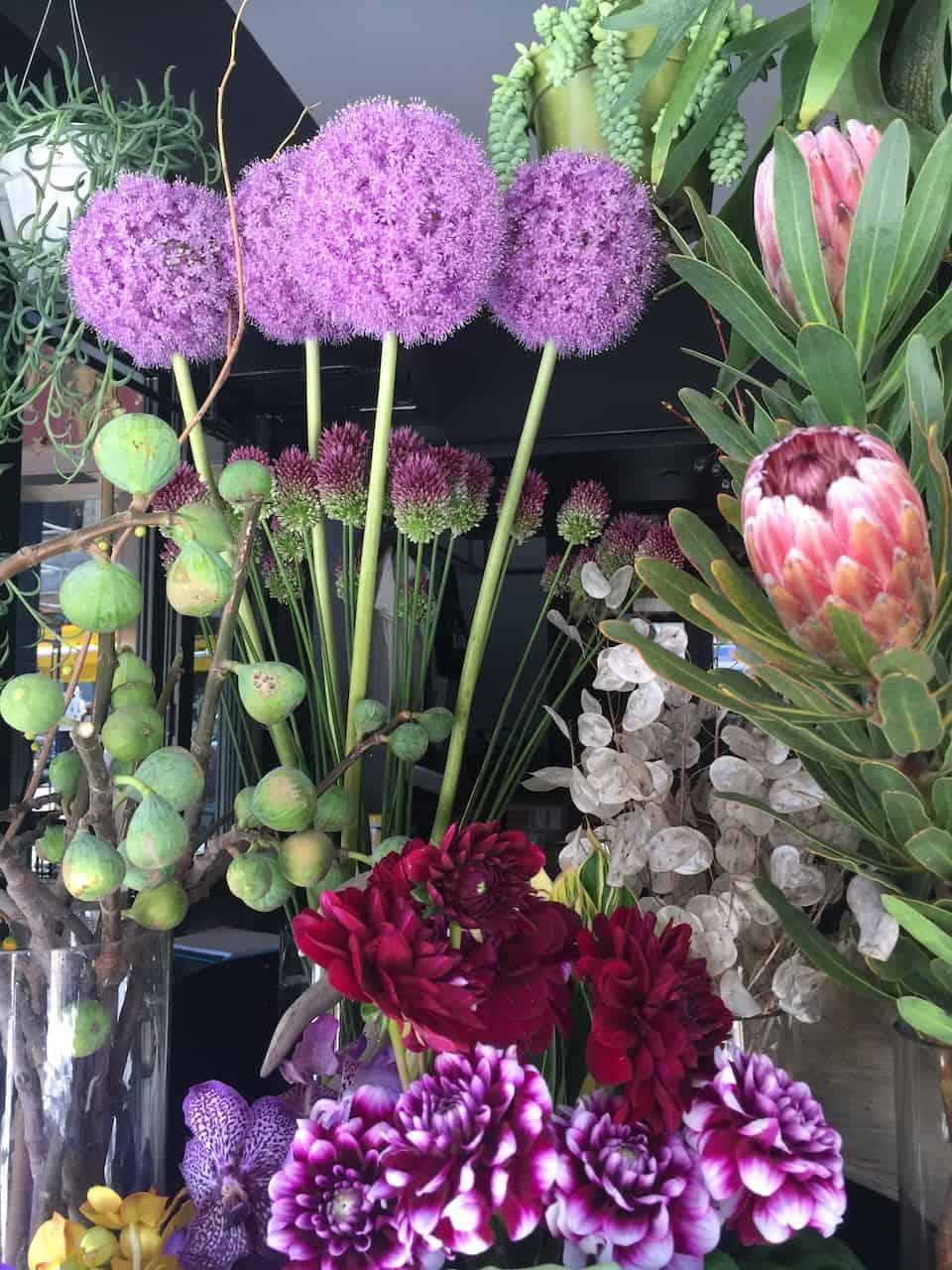 LA Flower Market Downtown LA