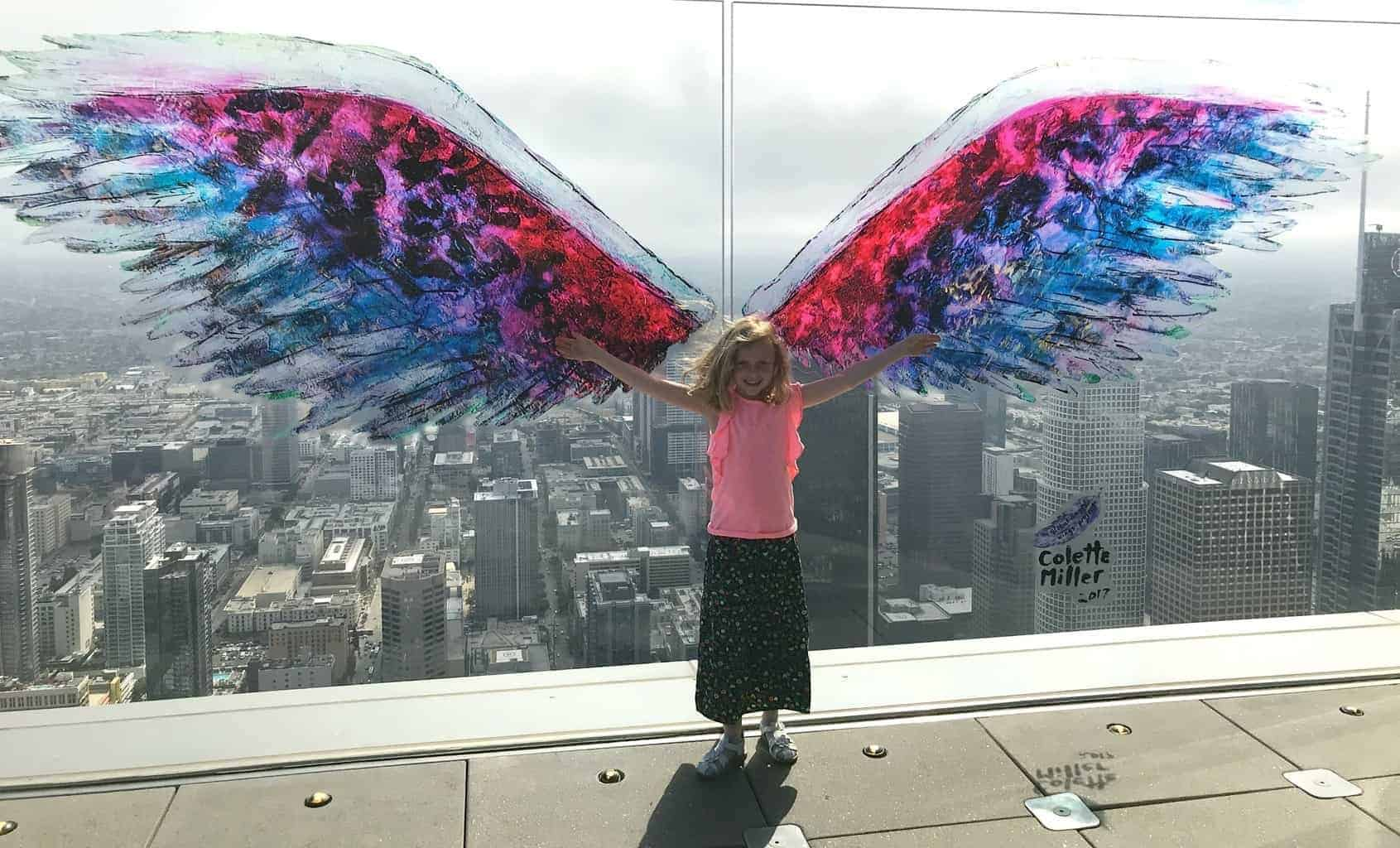 OUE Skyspace Downtown Los Angeles