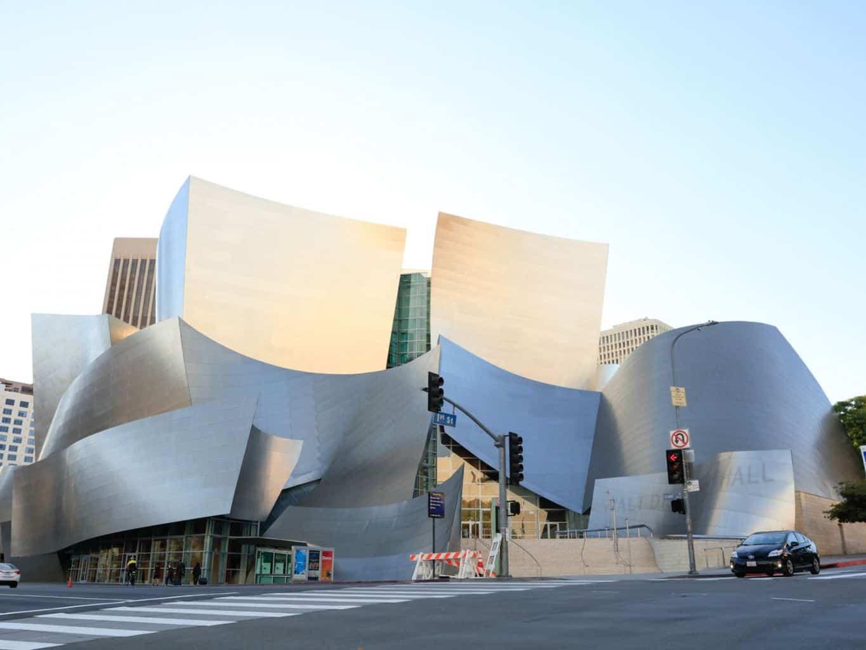 Walt Disney Concert Hall Tours