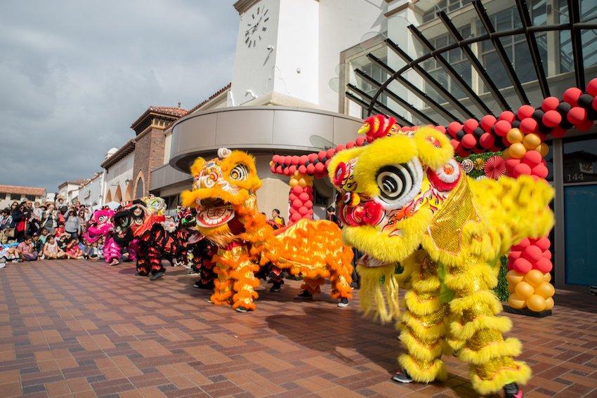 Lunar New Year Celebrations Near Orange County
