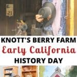 Attend Knott's Berry Farm Early California History Day on February 12, 2020! The theme park makes learning fun with in park themed activities, a scavenger hunt, live performances and more.