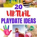 Are you looking for a fun way to keep your kids busy? Virtual playdates are a wonderful way to help your kids stay connected with their friends from school, homeschool co-op, church, scouting troop and more. Learn how to set up a virtual playdate by clicking here.