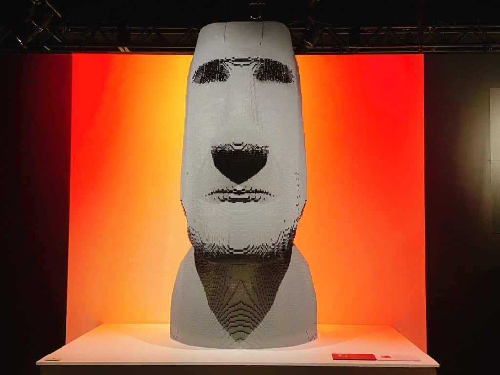 How to get tickets to Art of the Brick in LA