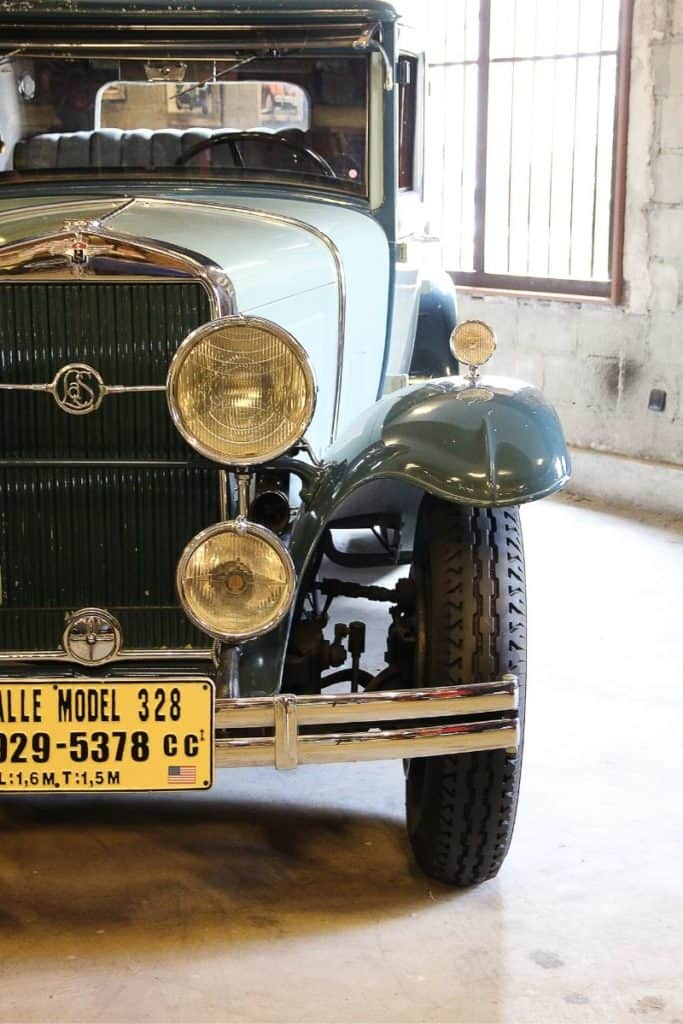 Automobile Museum Virtual Tour