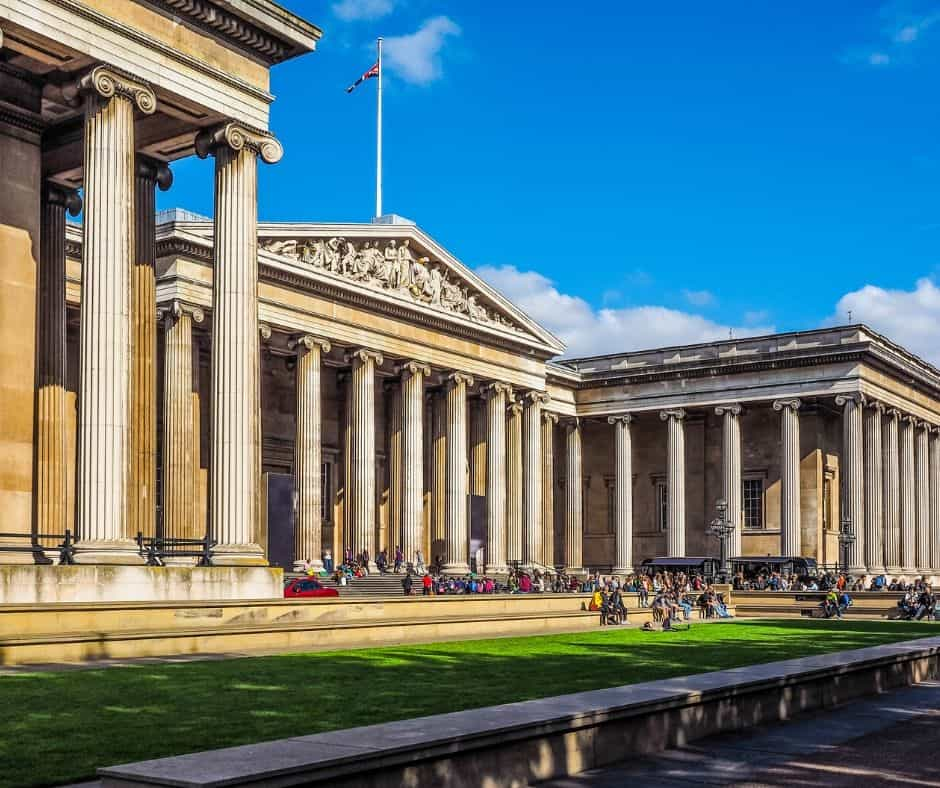 British Museum Virtual Tour