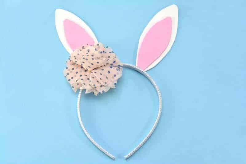 How to make a DIY Easter Bunny Ears Headband