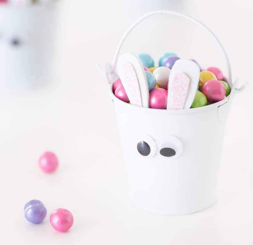 How to make an Easter Basket for kids
