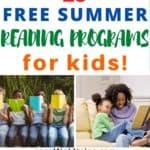 19 Free Summer Reading Programs For Kids