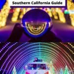If you're looking for a fun and safe holiday event for your family this season, then this list of The BestDrive Thru Holiday and Christmas Lights in Southern California is for you!