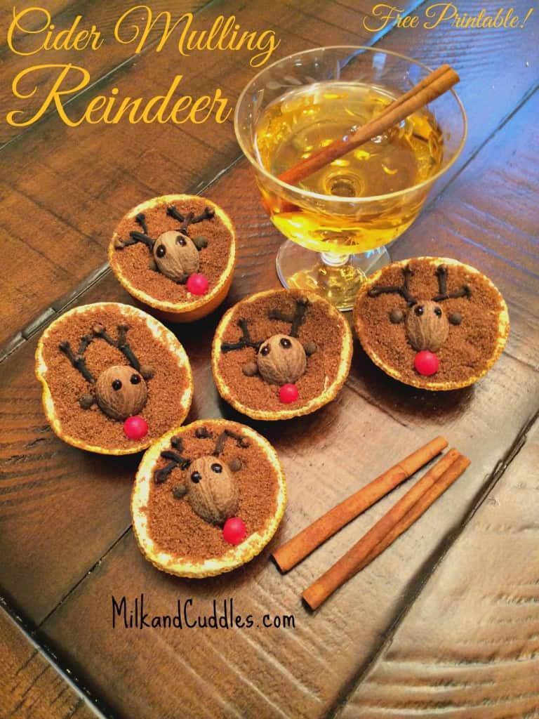 Reindeer Crafts For Preschool