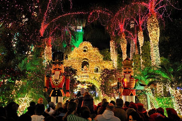 Christmas Lights in Riverside