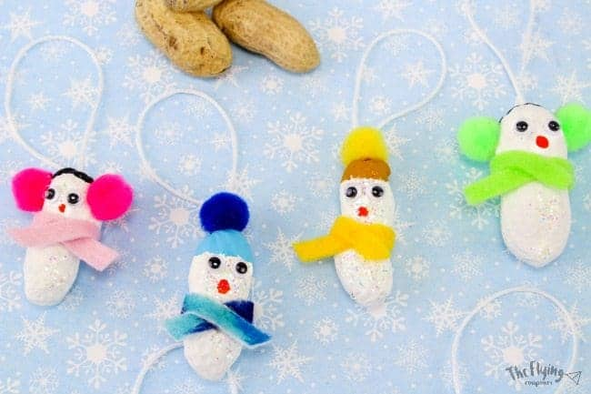 Easy Snowman Crafts