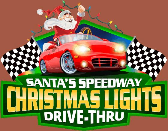 Santa's Village Christmas Lights Drive-Thru