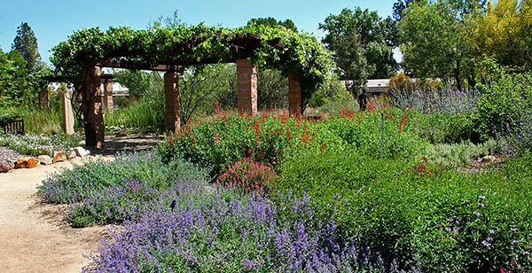 Public Gardens in Los Angeles